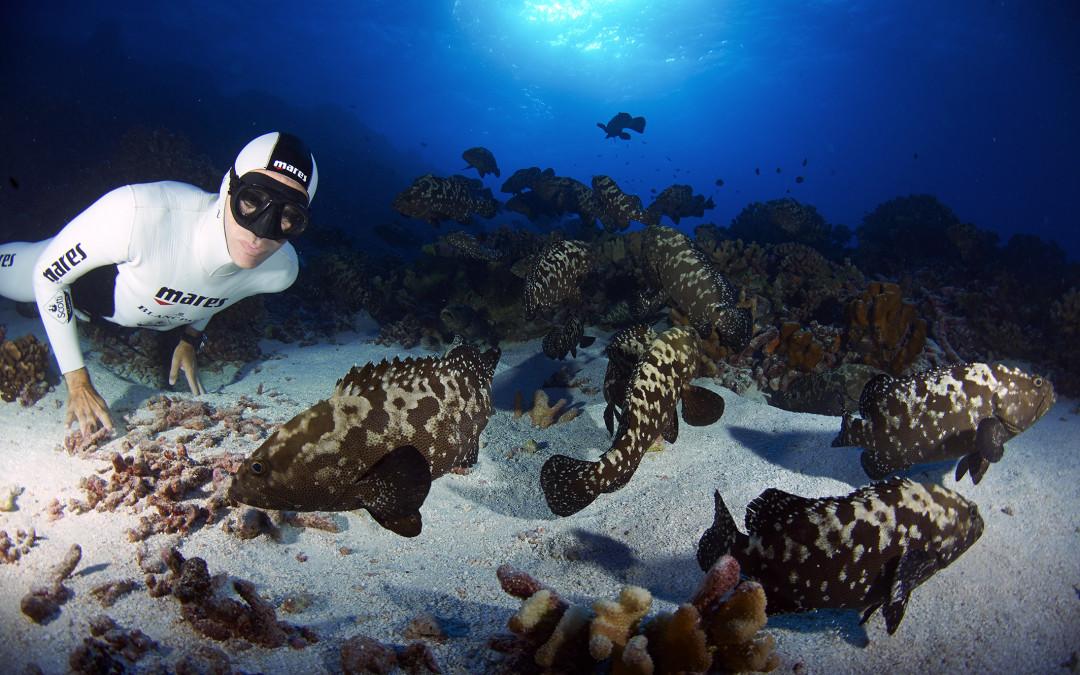 Gianluca Genoni: primatista mondiale di apnea profonda