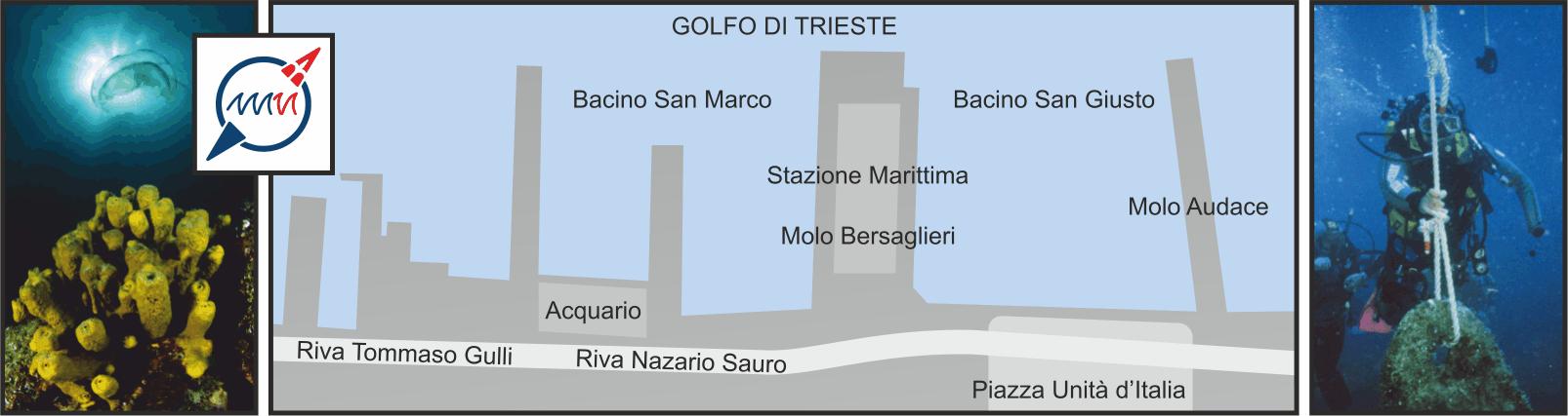 Mare Nordest 2016 mappa